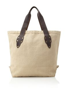 theMADLY - Beard Canvas Tote