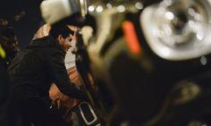 """Il francese con Pepe, Chiellini e Morata protagonista del progetto  """"Renegade per una notte"""", un'azione di Guerrilla Marketing che ha coinvolto alcune vie del centro di Torino"""