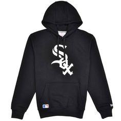 new era MLB CHICAGO WHITE SOX HOODY dunkelgrau