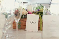 Déco table mariage laïque Photo: Gaël Sacré