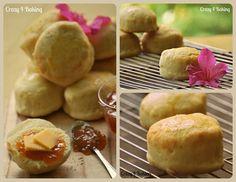 Scones - Blog Collage2 Buttermilk Rusks, Rusk Recipe, 2 Eggs, Cooking Oil, Muesli, Scones, Chicken Recipes, Food Ideas, Oven