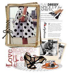 """Nastydress X/1."" by lejlayavuz ❤ liked on Polyvore featuring mode, Pull&Bear, Hermès et nastydress"