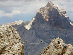 Monte Cristallo - Dolomiti Bellunesi