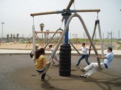 Adults need playgrounds too