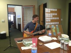 Daniel Lissing joined us in the writers room today . Daniel Lissing, Coke, Writers, Bts, Film, Music, Movie, Musica, Coca Cola