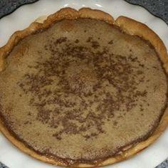 Cinnamon Pie - Allrecipes.com