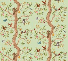 Princes & Crows - Interior wallpaper