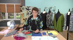 Judy Kessinger – Many Tops One Pattern on Vimeo