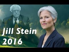 26 Aug '16:  Jill Stein on the rise, as Bernie is booed - INSPIRATIONAL VIDEO - Green Party! - YouTube - 2nd Earth - 4:29""