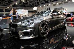 Monaco 2013: Hamann BMW M6 MIRRoR MI5SION
