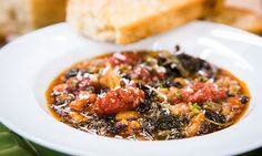 """Fabio Viviani's """"Whatever Is Available Soup"""" (Minestrone)"""