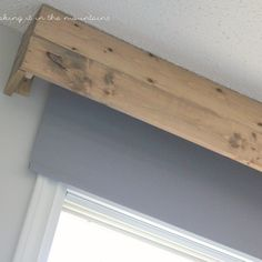 a new rug for the nursery | Pinterest | Wood valance, Valance and Woods