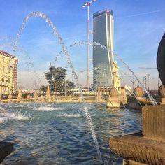 Torre Hadid Milano 26-12-2016
