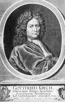 Gottfried Kirch.  Una astrónoma en la sombra, Maria Winkelmann (1670-1720) Un artículo de Sandra Ferrer