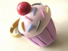 Kapkek Yüzük | Cupcake Ring