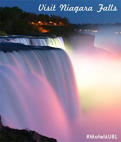 #Motel6UBL I want to visit Niagara Falls because… http://po.st/AfOBE3