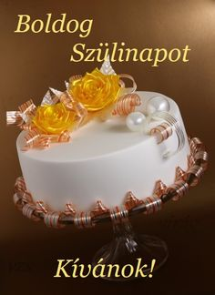 Happy Birthday, Birthday Cake, Pastel, Name Day, Desserts, Food, Happy Brithday, Tailgate Desserts, Cake