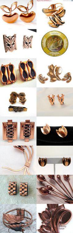 Matisse Renoir Copper Jewelry