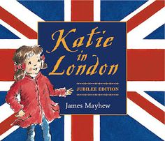Katie in London for the Jubilee and all the gold medals we are about to win ;0)