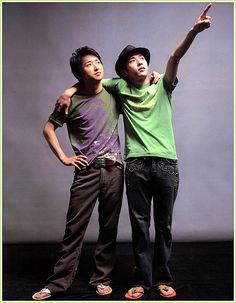 Ohno and Nino - best friends for life