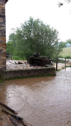 Overstroming Epen 6 juni 2016