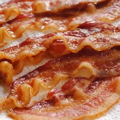 Culinary School Lesson: Bakin' Bacon (Oven Bacon) - A two-step technique to make perfect oven bacon, every time (with no splatters of bacon grease on your stovetop!)