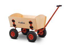 98e303c8b203e4 Der Spielzeugtester hat das Bollerwagen ECKLA 77800 Easy Trailer 70 cm  angeschaut und empfiehlt es hier
