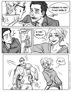 Hobby Doodles | Related comic posts: [ #ExorJosh Master Post ] ...