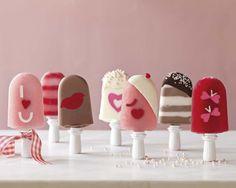 valentines day zoku pops