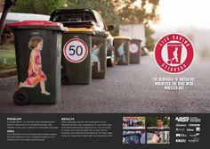 Australian Road Safety Foundation: Life Saving Stickers 2