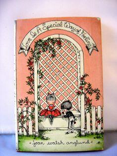 Love is a Special Way of Feeling Joan Walsh by TheIrishBarn