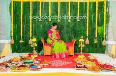 home decor modern Wedding Backdrop Design, Desi Wedding Decor, Wedding Stage Decorations, Bridal Shower Decorations, Wedding Shoot, South Indian Wedding Hairstyles, Indian Baby Showers, Baby Shower Photography, Indian Wedding Couple Photography