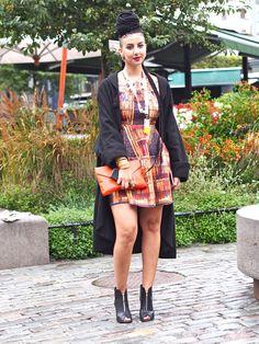 Daisy Fashion week Stockholm - Street Style http://www.indiedays.com/item/toimitus/normcorea-vai-bling-blingia