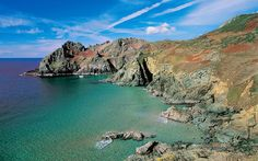 Prawle Point, South Hams, Devon, England