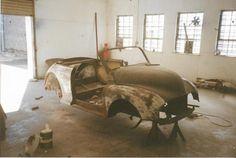 Craig's 1949 Morris Minor MM Tourer - AutoShrine Registry