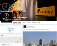 Página Radical Chic no Facebook.