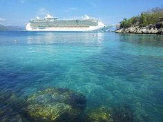 Royal Caribbean - CAN NOT WAIT to go on another cruise next spring!! :)