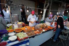 Enchiladas de la Plaza, Leon, Gto. Mexico.