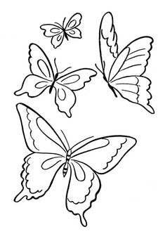 Butterfly Coloring Page for Kids Butterfly Coloring Page for Kids. butterfly Coloring Page for Kids. Coloring Pages Printable butterfly Coloring Pages Quote in butterfly coloring page Butterfly Coloring Page for Kids Coloring Pages Of Butterfly Coloring Page for Kids Butterfly Sketch, Butterfly Painting, Butterfly Art, Simple Butterfly Drawing, Butterfly Colors, Cartoon Butterfly, Butterfly Pattern, Butterfly Coloring Page, Flower Coloring Pages