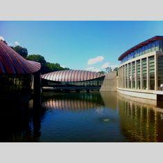 Moshe Safdie, Crystal Bridges, Bentonville, AR