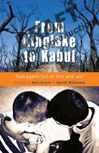 Afghani. From Kinglake to Kabul. In this collection of young people's writing, students from two vastly different countries share their stories of resilience, courage and hope. In doing so they illustrate the remarkable healing quality of words and illuminate what connects us as humans.