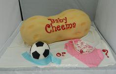 Peanut Baby Shower cake