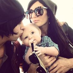 IM DYING FROM CUTENESS . Kellin Katelynne and Copeland Quinn