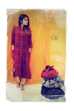 Silai is an Indian Online fashion designer located in Ahemdabad.Shop Silai wide range of collections of Menswear & Womenswear online Anarkali Tops, Very Good Girls, Casual Dresses, Dresses For Work, Indian Fashion Designers, Indian Fabric, Fashion Online, Latest Fashion, Indian Wear