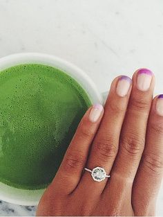 Hannah Bronfman is engaged! And she has one of the coolest engagement rings we've seen in a while