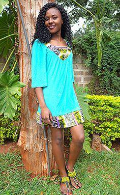 Hold Mama Africa dress 6