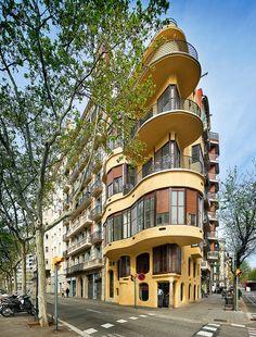 Casa Planells | Barcelona, Spain | Josep Maria Jujol