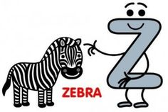 escola alfabeto colorido (25) Zebras, Lettering, Sites, Fictional Characters, 1, Kids Learning Activities, Literacy Activities, Monogram Alphabet, Printable Alphabet