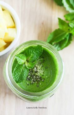 Pineapple Mint jalap