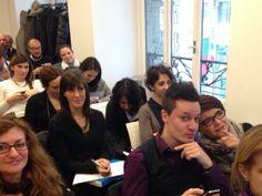febbraio 2014 #SMWeek14 with Giuliano Ambrosio - Digital creative strategist per alcune tra le più famose agenzie di comunicazione italiane, e docente master